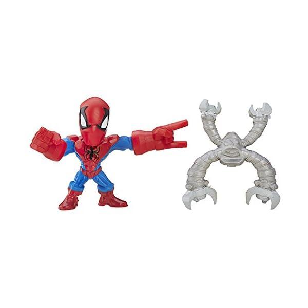 Marvel – Super Hero Mashers Micro – Spider-Man – Figura Personalizable 5 cm 2
