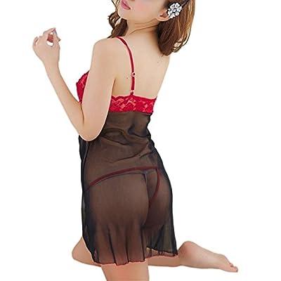 Trendy Wear Sexy-Honeymoon-Lingerie-Women-Girls-Nightwear-Super-Soft-Net-Babydoll-Naughty