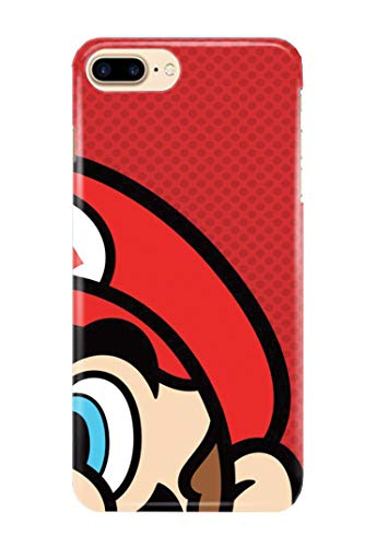 Case Me Up Handy Hülle für iPhone 8+ [Plus] Super Mario Bros Luigi Old School Game 15 Designs