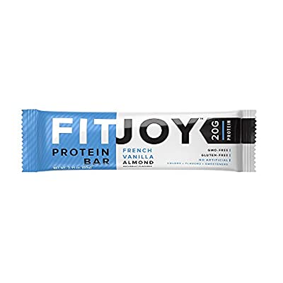 Fitjoy Nutrition Protein Bars by Cellucor