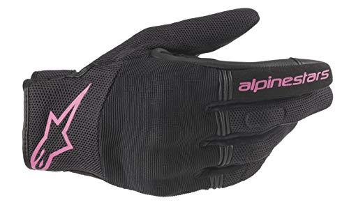Alpinestars Stella Copper Damen Motorradhandschuhe Schwarz/Pink S