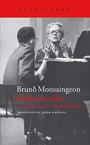 Mademoiselle (El Acantilado) por Bruno Monsaingeon