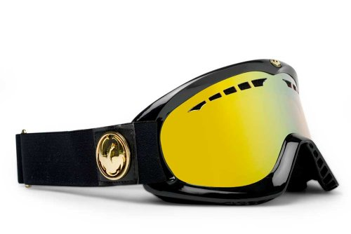 Dragon Alliance DX Goggle, jet