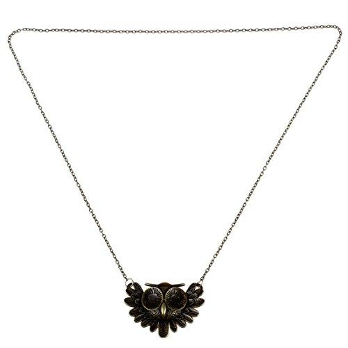 n Halskette Langes Muster Halsketten Mantel Kette, Geschenk Idee, Geschenk Box enthalten (Mantel Ideen)