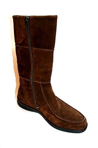 Ganter 204112 Damen Stiefel Stiefeletten Weite G Braun (Mocca)