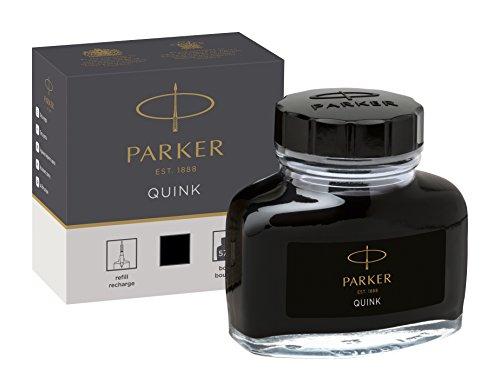 Parker Pen 1950375 Quink Flacone Inchiostro per...