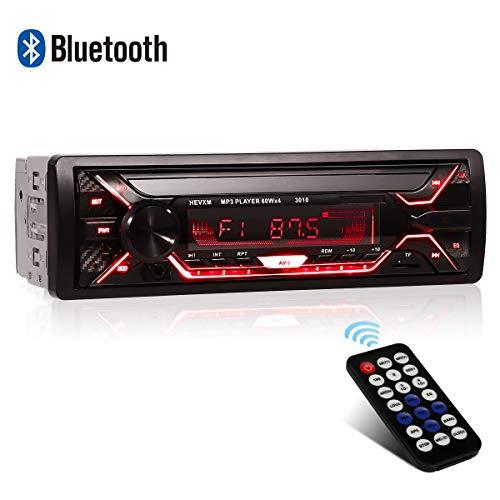 Autoradio Bluetooth, 1 Din Radio...