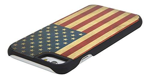 """SunSmart Klassische hölzerne Abdeckung iPhone 6 Natural Wood Schutzhülle für iPhone 6 4.7"""" --23 10"""