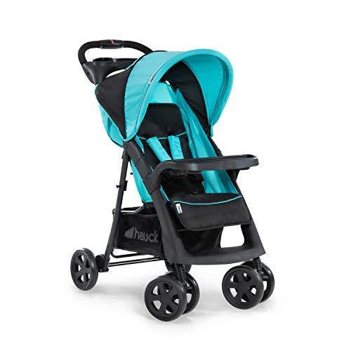 Hauck Shopper Neo II - Silla de paseo con respaldo reclinable, de 0 meses a 25 kg, plegado...