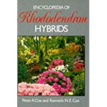 Encyclopedia of Rhododendron Hybrids