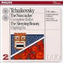 Tchaïkovski : Casse-Noisette / La Belle au bois dormant (Coffret 2 CD)
