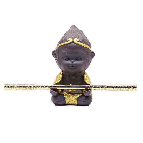 Amakunft Sun Wukong - Figura Decorativa Acuario, diseño