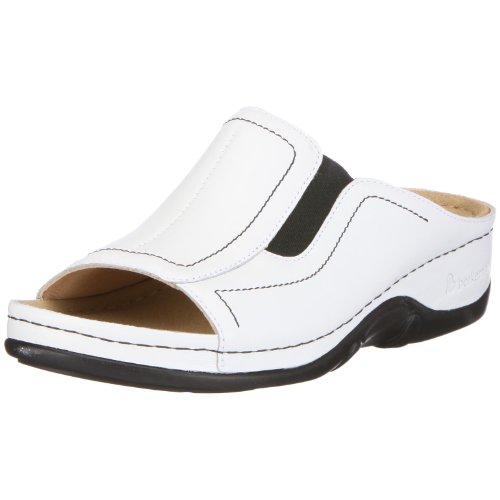 Berkemann Sydney Isabella Isabella01105, Chaussures femme blanc (blanc)