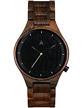 MAM Originals · Owl | Armbanduhren für Männer | Minimalistisches Design | Sustainable wooden watches | Premium...