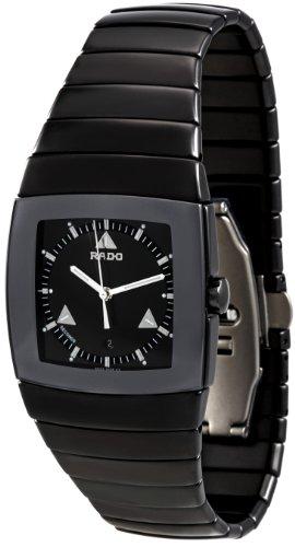 Rado R13766152 - Reloj de pulsera hombre, Cerámica, color Negro