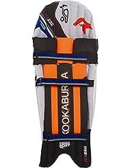 Kookaburra Ricochet 250Protective Gear Legguard de bateo para críquet almohadillas jóvenes Ambi