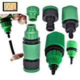 #2: 8/11â€4/7â€Pipe Fitting Tap Adaptor Quick Connectors Waters Hose Gardent