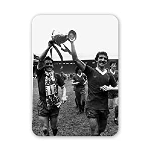 Kenny Dalglish - Mouse Mat Art247 Highest Quality Natural Rubber Mouse Mats - Mouse Mat by Art247