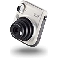 instax mini 70 camera with 10 shots, Moon White