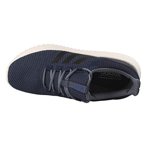 adidas Cloudfoam Ultimate, Scarpe da Fitness Uomo Blu (Collegiate Navy/core Black/raw Steel)