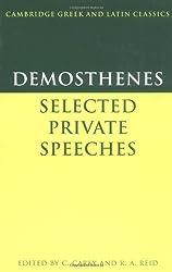 Demosthenes Select Private Speeches (Cambridge Greek and Latin Classics)