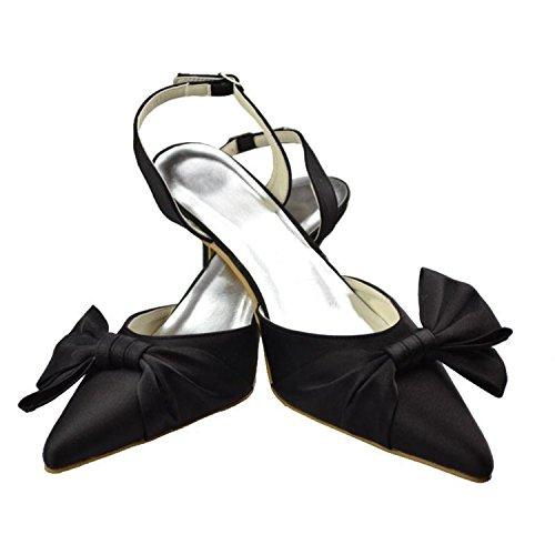 Minitoo , Escarpins pour femme Black-6.5cm Heel