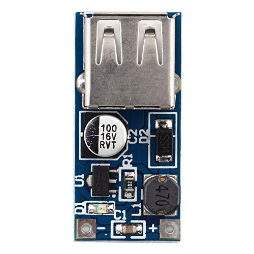 0.9V-5V to 5V DC-DC Booster Module USB Mobile Step-up Power Supply Module Usb Power Booster