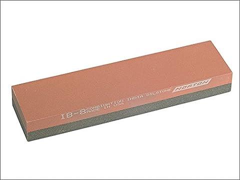 India IB8 Bench Stone 204mm x 50mm x 25mm -