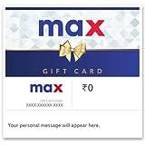 Flat 9% off at checkout  Max E-Gift Card