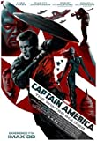 CAPTAIN AMERICA 2 THE WINTER SOLDIER - Imported IMAX Movie Wall Poster Print - 30 cm X 43 cm Brand New