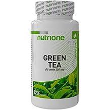 Nutrione - Extracto Seco de Té Verde - 120 Softgels [Nutrione]