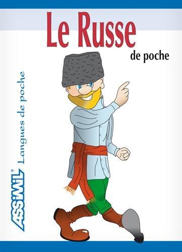 Le Russe de Poche ; Guide de conversation