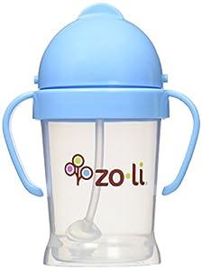 ZoLi Bot Straw Sippy Cup (Blue) from ZoLi
