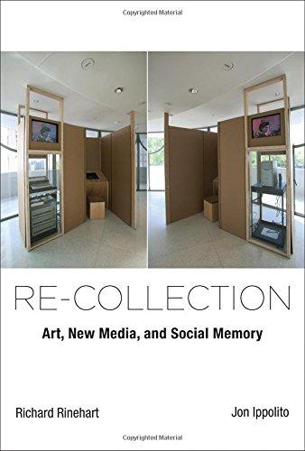 Re-collection (Leonardo) por Richard Rinehart