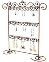 Présentoir ou Porte bijoux pour boucles d'oreilles (22 paires)