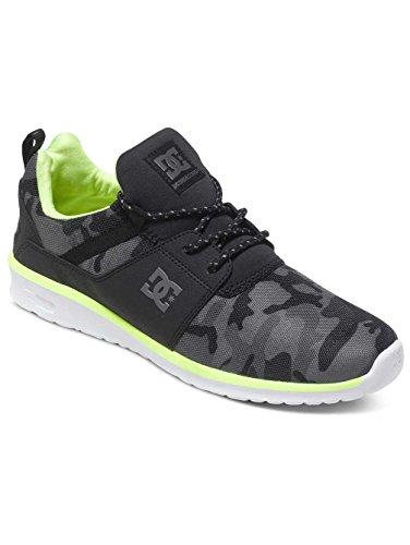DC Shoes  HEATHROW SE M SHOE, Sneakers Basses homme - Black Camo