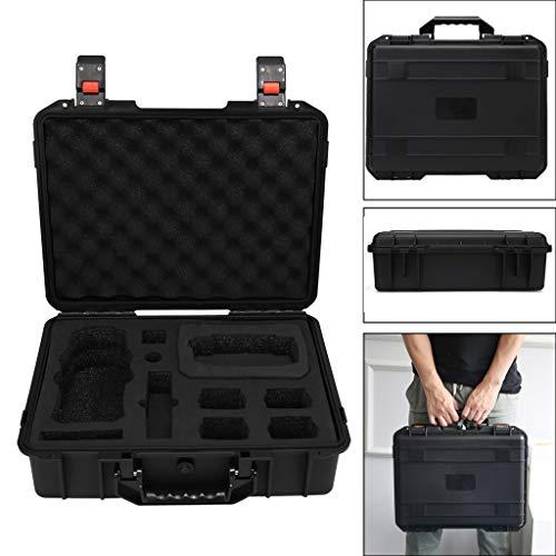 htfrgeds Storage Case Tasche für DJI Mavic 2 Pro/Zoom & Smart Controller, Hartschale Deluxe Hülle Tragetasche Aufbewahrungstasche NS Etui -