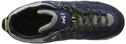 MILLET Rockway, Multisport Outdoor Homme Bleu (Majolica/Yellow)