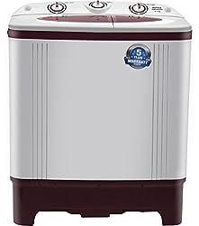 INTEX WMSA62RD 6.2KG Semi Automatic Top Load Washing Machine