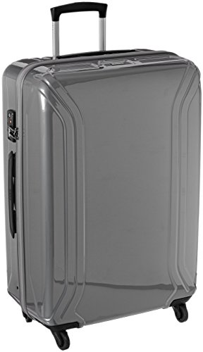 zero-halliburton-air-ii-26-inch-4-wheel-spinner-travel-case-gray-one-size