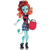 Monster High - CDC36 - Poupée Mannequin - Lorna Mcnessie - Echange Monstrueux