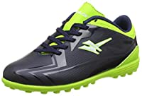 Gola Boys' Rapid Vx Football Boots, Blue (Navy/Lime), 6 UK(39 EU)