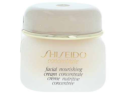 Shiseido Concentrate femme/woman, Facial Nourishing Cream, 1er Pack (1 x 30 ml) - Lotion Gesichter Bekannte