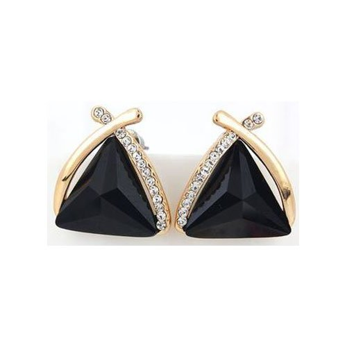 Shining Diva Fashion Jewelry Stylish Fancy Party Wear Stud Tops Traditional Earrings...