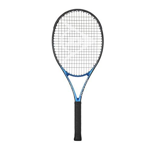 adidas Dunlop Precision 100 Tennisschläger Blau Griff L1