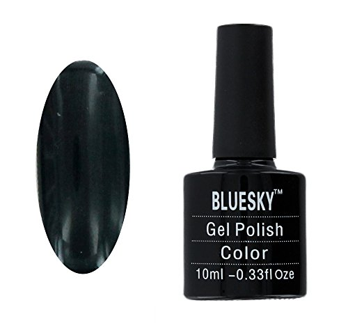 LuvliNail - Bluesky Gel Polish - Vernis à Ongles - Couleur Overtly Onyx