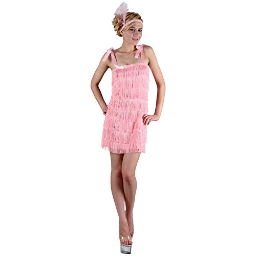 Fyasa 706053-t0420's Girl Kostüm, - 20er Jahre Kostüm Männlich