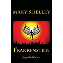 Frankenstein: illustrated - first published in 1818 (1st. Page Classics) (English Edition)