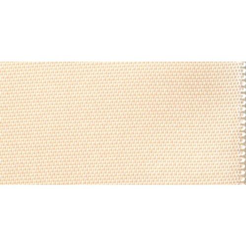Wrights 243/4Yd Single Fold Satin Decke Bindung, elfenbeinfarben -