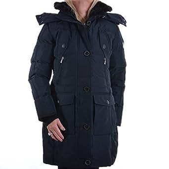 Wellensteyn femme lady centurion taille m 549 cENL - 519 navycheck veste veste pour femme